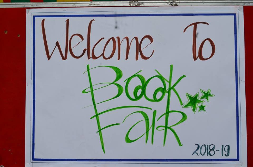 Book Fair & Drawing Competition