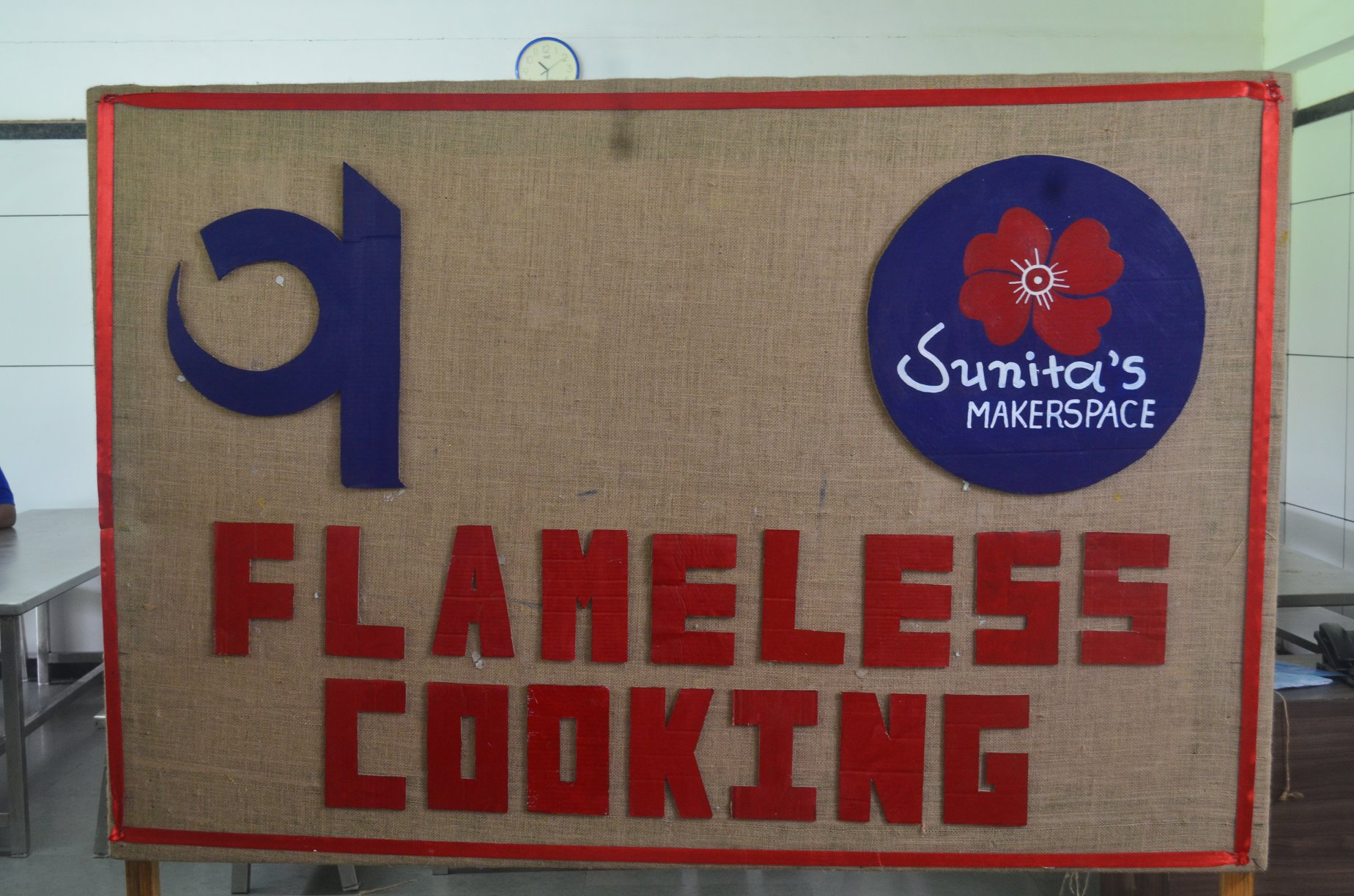 Flame less Cooking at GGS !