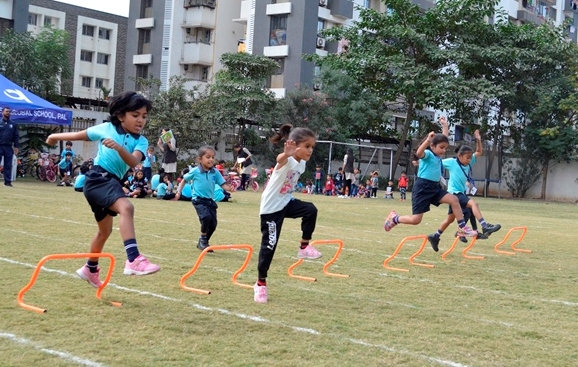 Pre-Primary Annual Sports Meet @ GGS