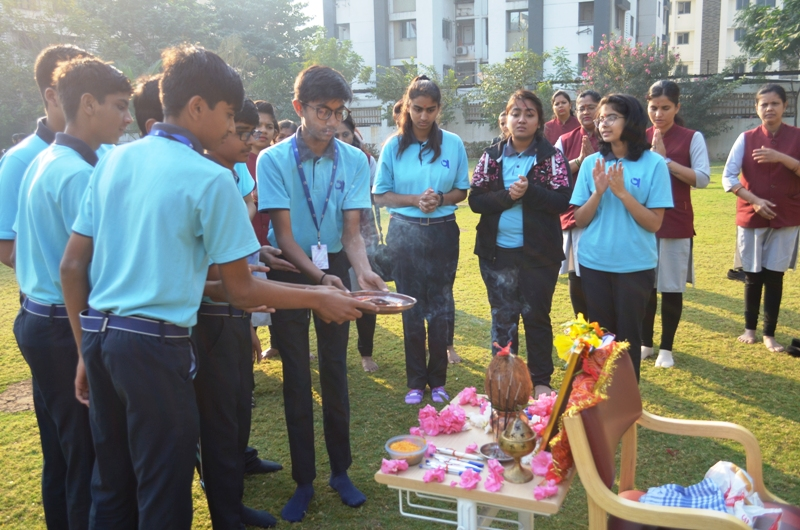 Vasant Panchami Celebrations in GGS