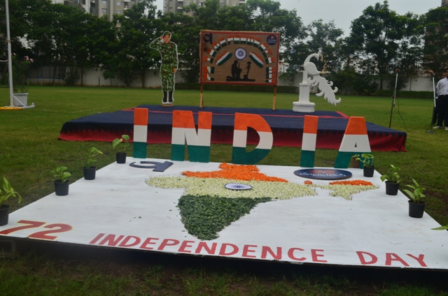 15 Aug. Independence Day Celebration