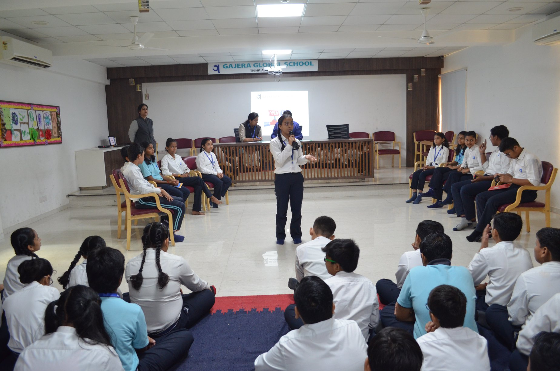 Debate Competition (VI - X)