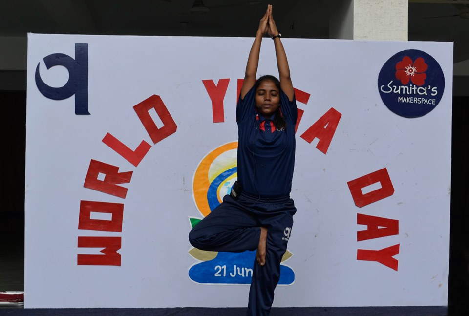 World Yoga Day Celebration - 2019