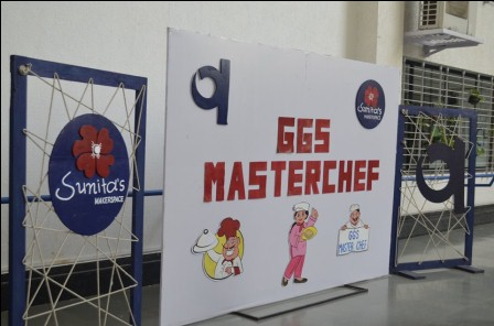 Masterchef Competition for Parents