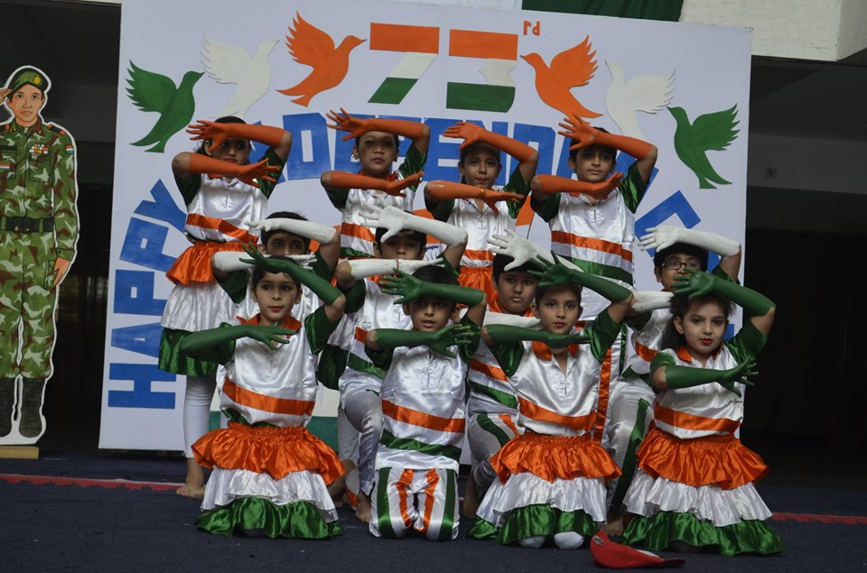 Celebrated 73rd Independence Day