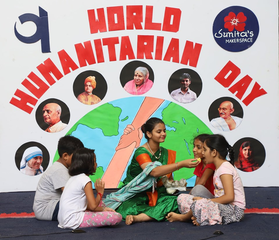 World Humanitarian Day Celebration