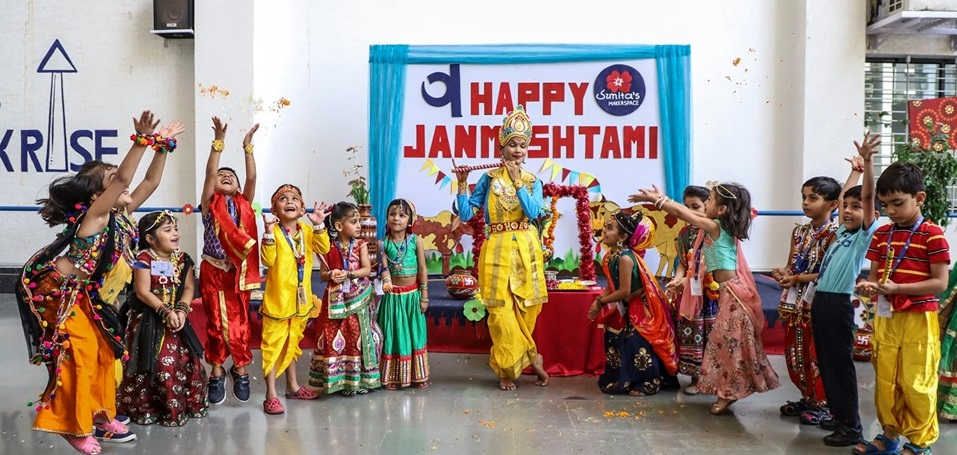 Janmashtami Celebration@GGS