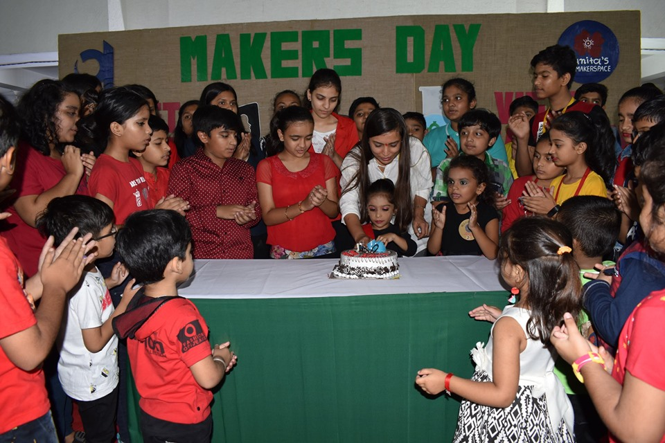 Makers Day Celebration
