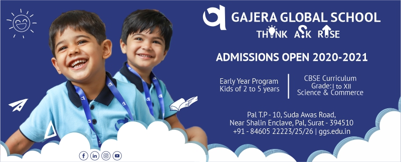 Admissions Open 2020/21