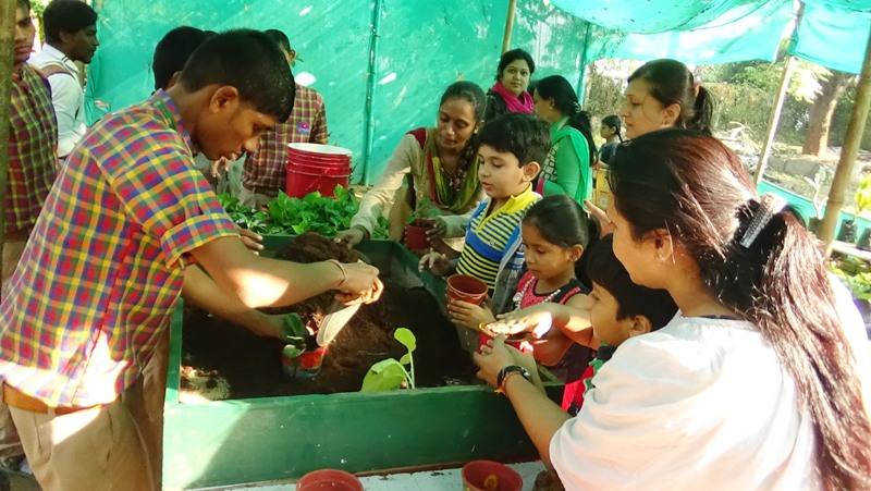 Vermicompost Workshop for GGS