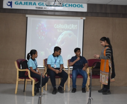 Awareness Programme on Corona Virus
