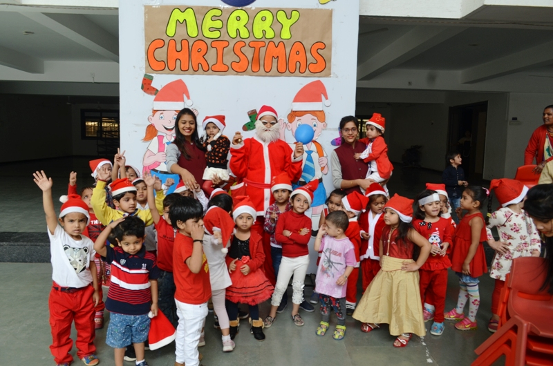 Christmas Celebration - PrePrimary