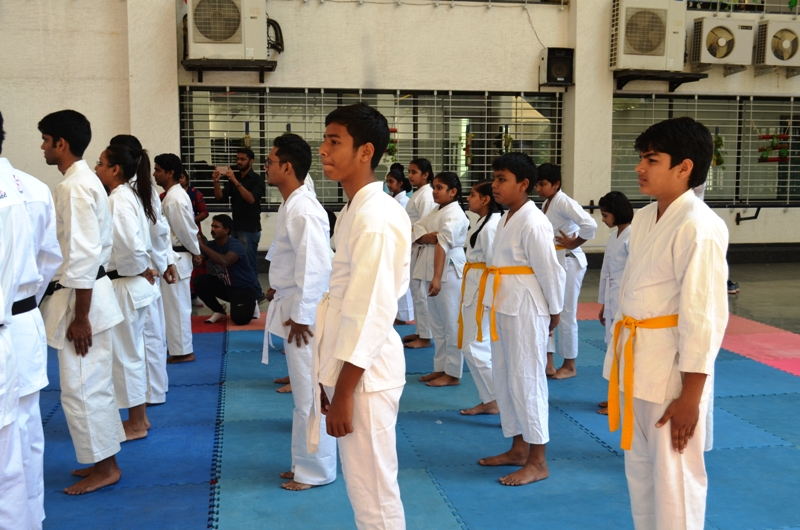 Martial Arts Training in GGS