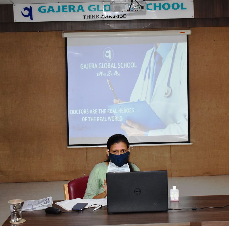 Online Awareness session on COVID-19