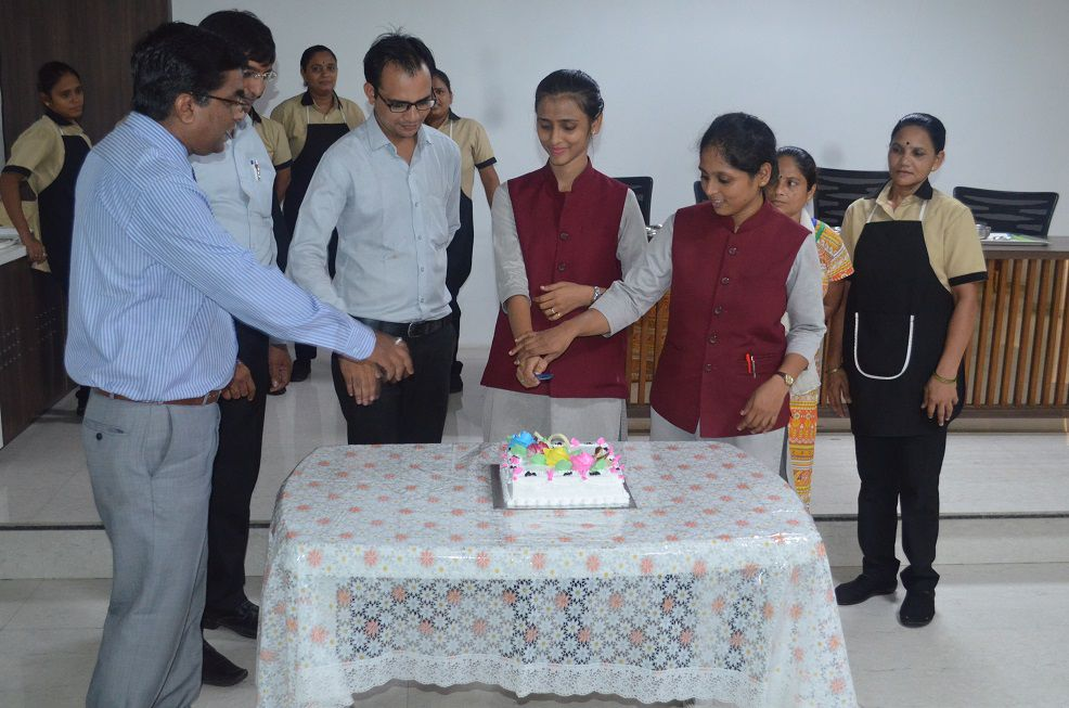 Teachers Birthday Celebration