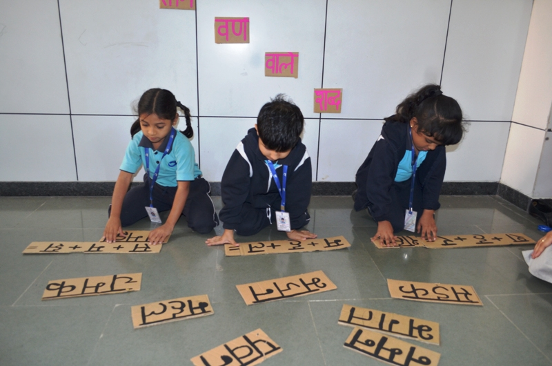 Hindi Language Activity